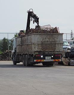 産業廃棄物運搬・処理